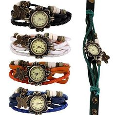 changeshopping New Wholesale Lot of 5pcs Womens Butterfly Bracelet Wrist Watches, http://www.amazon.ca/dp/B00W5FACQK/ref=cm_sw_r_pi_awdl_RHJ5vb1FBFJT0