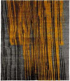 Daraa B Hand Knotted Tibetan Rug from the Tibetan Rugs 1 collection at Modern Area Rugs