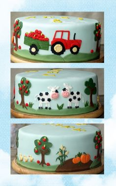 Tractor cake. For lane? @Shalee Thompson Haynes Groce