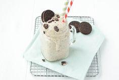 Oreo Milkshake zonder ijs Oreo Milkshake, Milkshakes, Healthy Lifestyle Motivation, How To Make Homemade, Garam Masala, A Food, Cocktails, Smoothies, Pudding