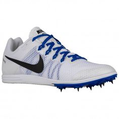 new product 3af1b 94be8 nike d,Nike Zoom Rival D 9 - Boys  Grade School - Track   Field - Shoes -  White Black Racer Blue-sku 6556100