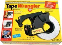 Tape Wrangler #00100 Duct Tape Dispenser by TAPE WRANGLER,