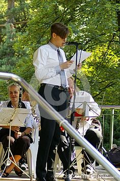 Fifth year in Frydek-Mistek managed to renew the tradition of Promenade concerts…