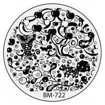 2015 Secret Garden Collection - BM722: Squirrelly Business
