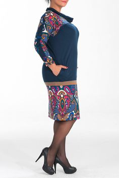 LEMA Arklow Dress In Navy - Beyond the Rack
