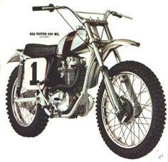 BSA Victor 500-MX Dirt Bike