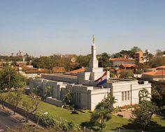 Templo de Asuncion -Paraguai #Templo #SUD