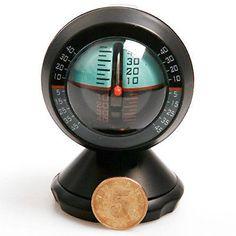 Дешевое Авто автомобиля инклинометра угол наклона измеритель уровня градиент балансировки инструмент бесплатная доставка, Купить Качество Прочие инструменты измерения и анализа непосредственно из китайских фирмах-поставщиках:  Новое и высокое качество.  Это идеальный инструмент для убедившись, что антенна установлена правильно.  Не блюдо Instal