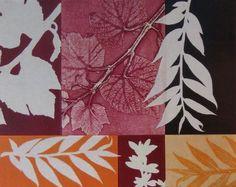 Gelli Plate Printing, Mary Margaret, Art Brut, Plate Art, Nature Prints, Mark Making, Art Techniques, Art Journaling, Printmaking