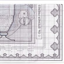 Gallery.ru / Лена Ленацилих Cross Stitch, Bullet Journal, Vegan, Punto De Cruz, Dots, Seed Stitch, Cross Stitches, Vegans, Crossstitch