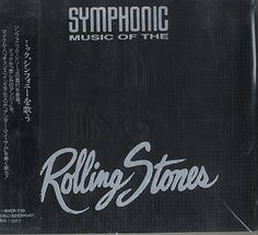 For Sale - Rolling Stones Symphonic Music Of The Rolling Stones Japan Promo  CD album (CDLP) - See this and 250,000 other rare & vintage vinyl records, singles, LPs & CDs at http://eil.com