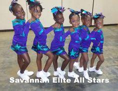 Savannah Elite All Stars - So cute!!!!