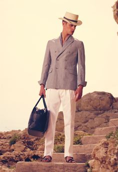 Façonnable - The French Riviera Lookbook
