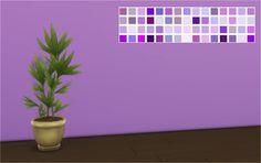 Shades of Purple Walls
