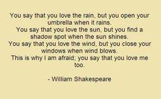 William Shakespeare Quotes 4