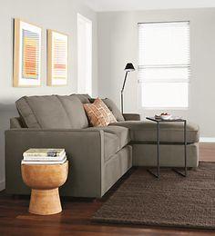 Attirant York Sofas With Chaise