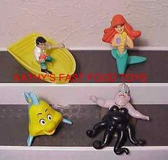 Finding Nemo Toys Finding Nemo And Mcdonald S On Pinterest