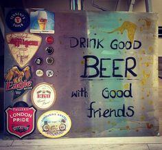 """Pannello in alluminio """"Beer"""""""