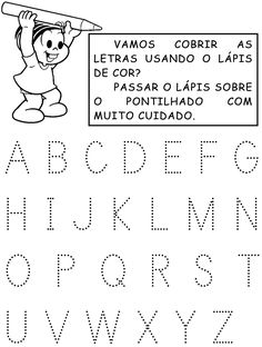Letter Worksheets For Preschool, Preschool Writing, Kindergarten Math Worksheets, Tracing Worksheets, Cursive Writing Practice Sheets, Alphabet Writing, Toddler Learning Activities, Kids Learning, Tracing Letters