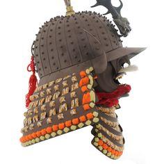 Hanwei Daisho Kake Samurai Helmet - Ships Free! - Latest Swords ...