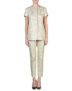 Prezzi e Sconti: #Galitzine tailleur donna Oro  ad Euro 534.00 in #Galitzine #Donna abiti e giacche tailleur