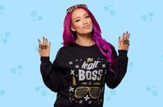 Sasha Banks CUTE & CASUAL Photo #2 WWE - http://bestsellerlist.co.uk/sasha-banks-cute-casual-photo-2-wwe/