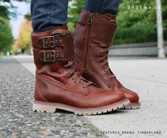 timberland 8 inch double strap