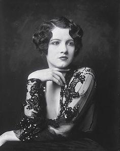 Vintage Glam…1920s Ziegfeld Girl Jean Ackerman
