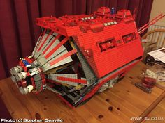 The official website of Red Dwarf, the cult science-fiction comedy show Universe News, Red Dwarf, Lego Construction, Red Bricks, Comedy, Nerd, Website, Toys, Activity Toys