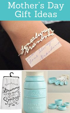 DIY Gifts : Popular Mother's Day Gift Ideas! Great presents for any woman anytime! Diy Gifts For Dad, Unique Mothers Day Gifts, First Mothers Day, Mothers Day Quotes, Mothers Day Presents, Mothers Day Crafts, Mother Gifts, Homemade Gifts, Fathers Day Gifts