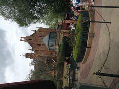 The enchanted mansion at Disney world