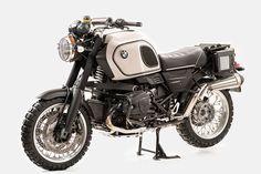UNIT Garage - Xcrambler Kit for BMW R1200 R — Iron & Air Magazine