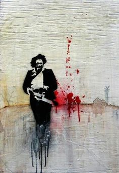 Texas Chainsaw's Leatherface