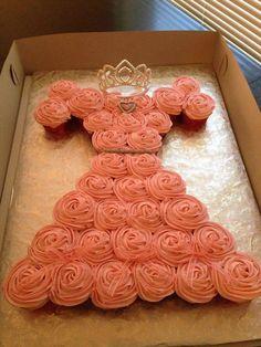 Vestido de Cupcakes