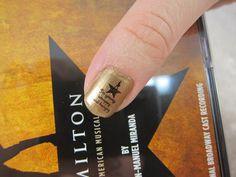 Hamilton Musical Alexander Hamilton by CraftWeddingSupplies