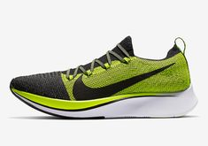 e0fa365affab Nike Zoom Fly Flyknit Volt BV6103-002 Release Date Dress With Sneakers