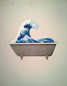 (via Hokusai in a bathtub | iainclaridge.net)