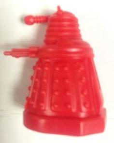 Doctor Who 4cm Supreme Dalek Cake Topper @ niftywarehouse.com #NiftyWarehouse #DoctorWho #DrWho #Whovians #SciFi #ScienceFiction #BBC #Show #TV