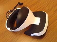 PS VR PLAYSTATION 4 PSVR VIRTUAL REALITY SONY HEADSET ONLY #ps4 #playstation4 #me #uk #things #videogames #stuff #yes #top #LIKE