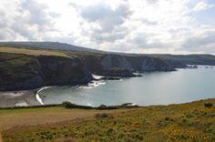 Randonnée dans le Pembrokeshire...