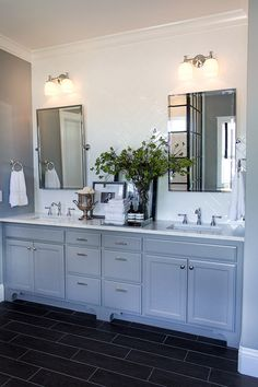 Written exclusively for Pottery Barn by Jonathan Stiers of Stiers Aesthetic. Eight years doesn't sound very long until you realize it's just two years shy of a decade. I bought my house 8 years ago, new and my master bathroom was complete with builder grade fixtures, lighting, brown walls, brown ceiling (Yikes!), and travertine tile, …