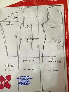 Dress Tutorials Sewing Tutorials Sewing Hacks Sewing Projects Princess Line Modelista Sewing Paterns Pattern Making Pattern Cutting Sewing Basics, Sewing Hacks, Sewing Tutorials, Sewing Projects, Sewing Paterns, Dress Sewing Patterns, Clothing Patterns, Skirt Patterns, Costura Fashion