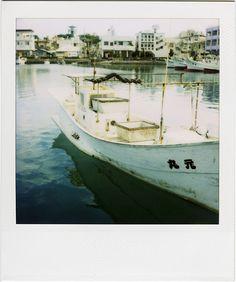 fishing port, boat / by masaaki miyara
