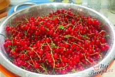 Domácí rybízová marmeláda | NejRecept.cz Preserves, Spices, Smoothie, Med, Patriots, Food Ideas, Smoothies, Preserve, Shake