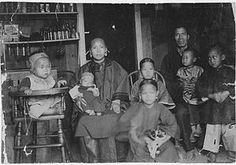Plantation Life in the 1800s | Chinese immigrant family living in ...
