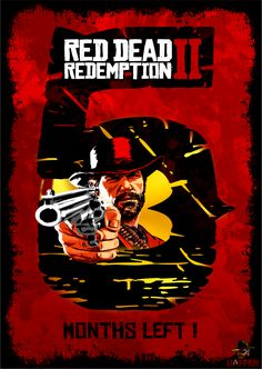 Time goes on and it`s less than 5 months to redemption! #RedDeadRedemption2