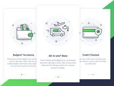 Mint Icons by Mateusz Piatek #Design Popular #Dribbble #shots