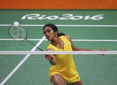 The London Olympics bronze medallist beat world No. 73 Brazilian Vicente Lohaynny 21-17, 21-17 in 39 minutes, while Sindhu, a two-time World Championships bronze winner, had things her way against Laura Sarosi of Hungary, winning 21-8, 21-9 in 27 minutes. | Saina, Sindhu win opening matches easily at Rio Games