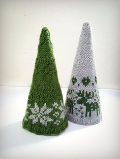 Christams Holiday Trees Knitting pattern from LoveKnitting! Find this pattern and more knitting inspiration at LoveKnitting.Com.