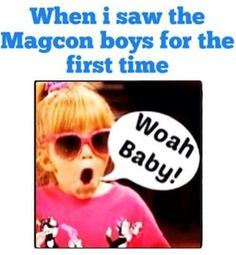 Yasss love full house and Magcon